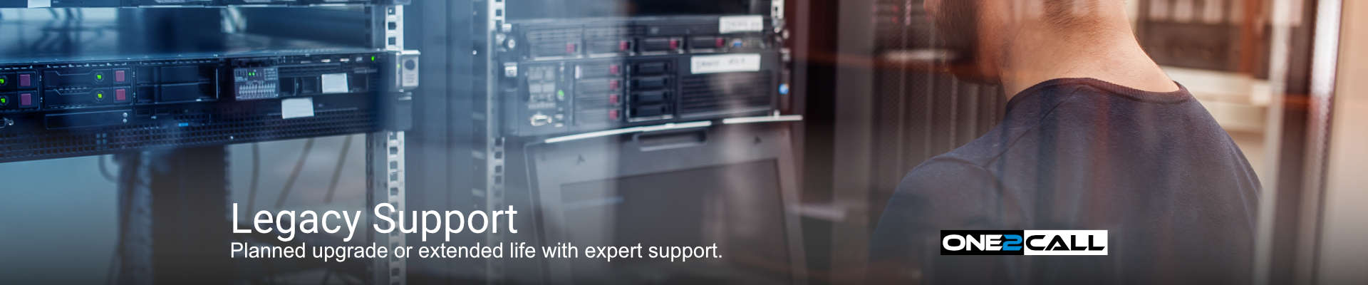 Legacy PBX Support - Planned upgrade or extended life with expert support.