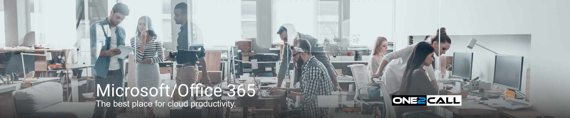 Microsoft / Office 365 - The best place for cloud productivity.