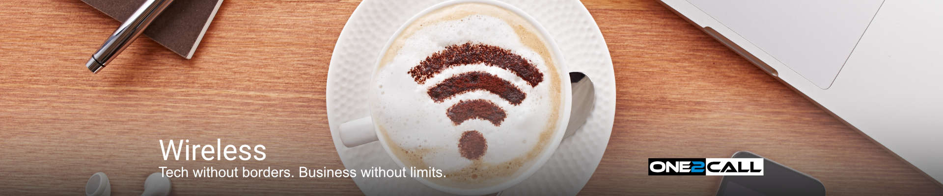 Wireless - Tech without boarders.