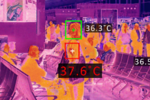 Thermographic Temperature Screen