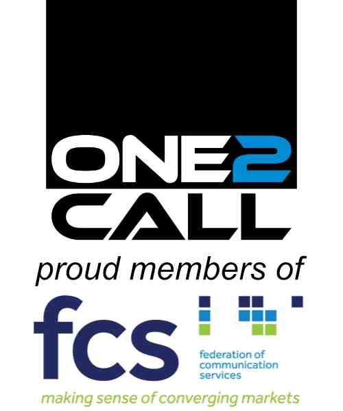 One2Call members of the Federation of Communication Services