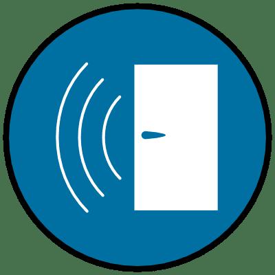Integrated Door Handles