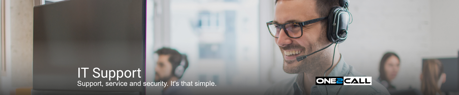 IT Support made simple.