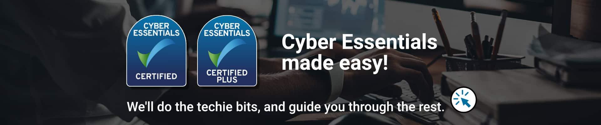 Cyber Essentials Self Assessment